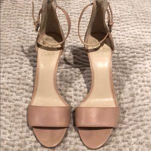 Vince Camuto Ankle Strap Sandal - Size 10